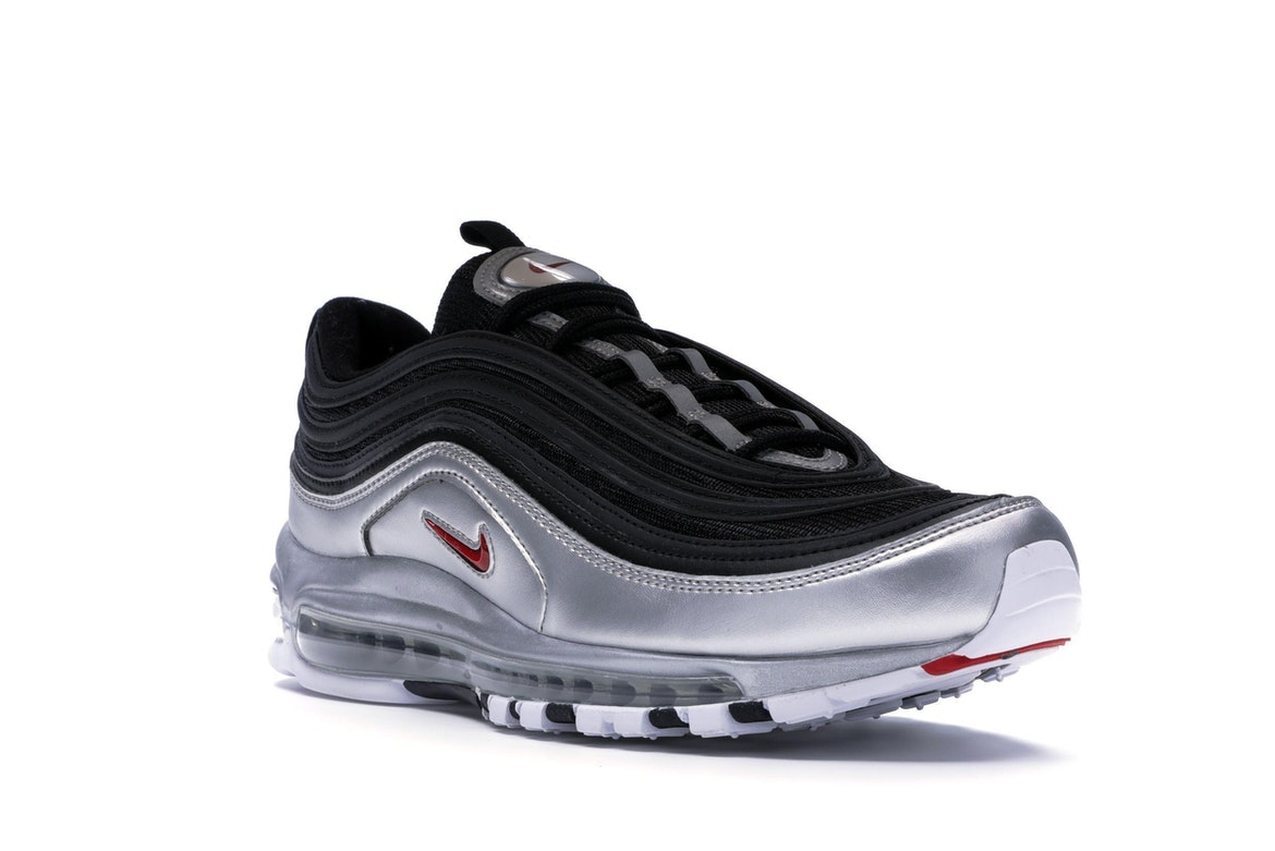 silver and black 97s