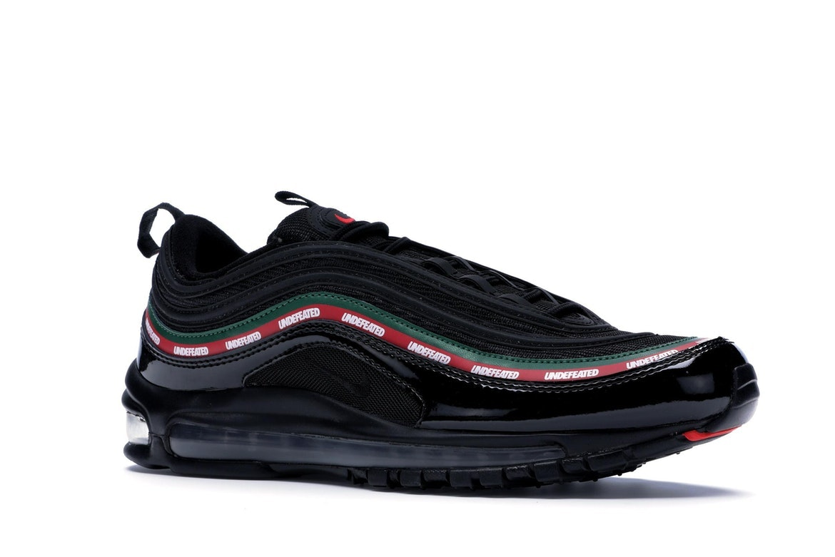 97s undefeated black