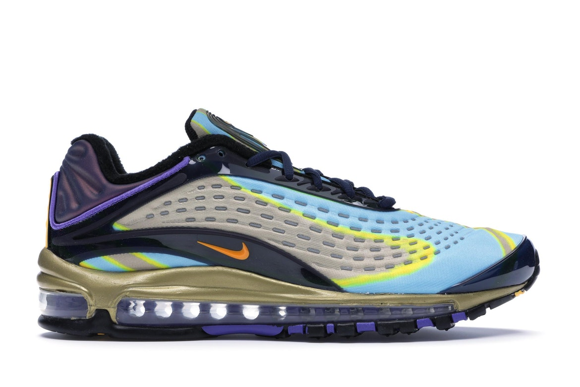 Nike Air Max Deluxe Midnight Navy Laser