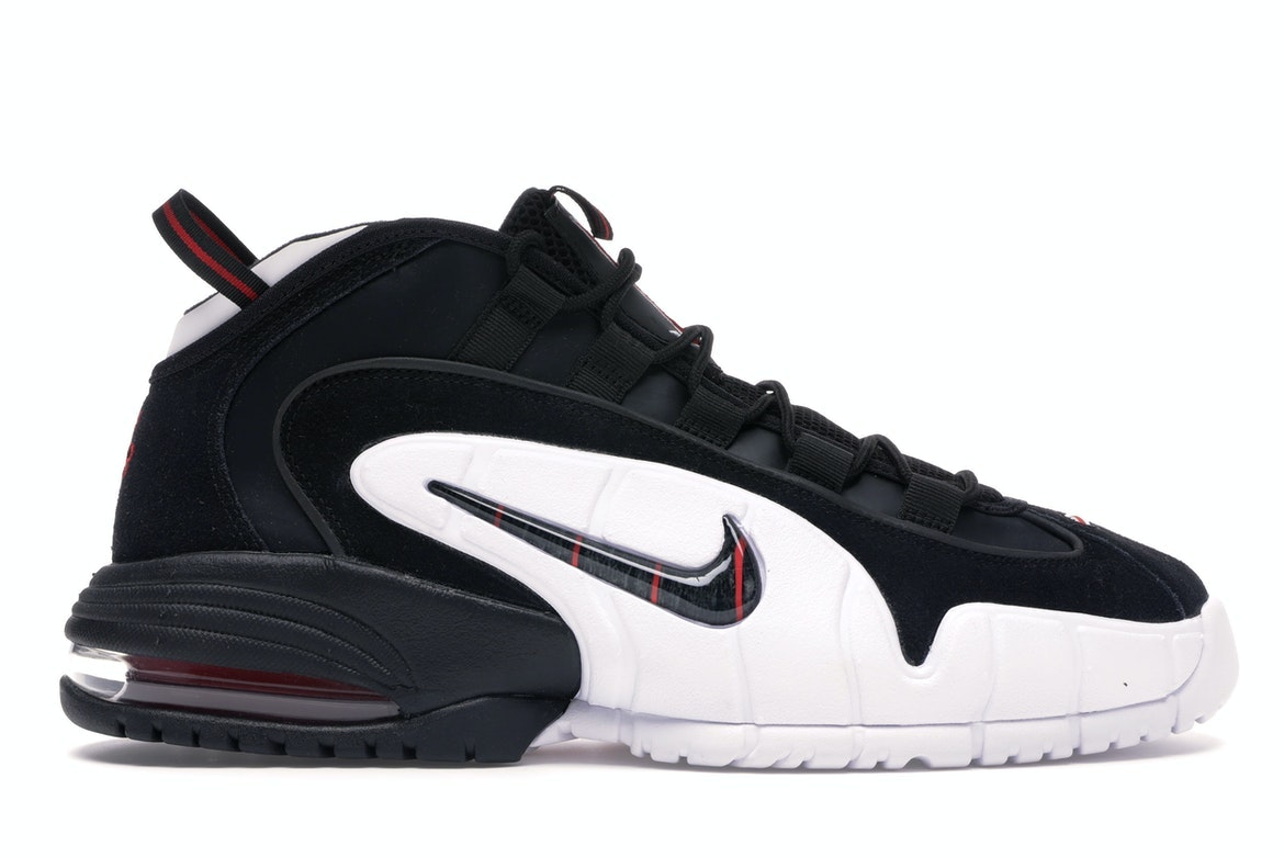 Nike Air Max Penny Black White Red