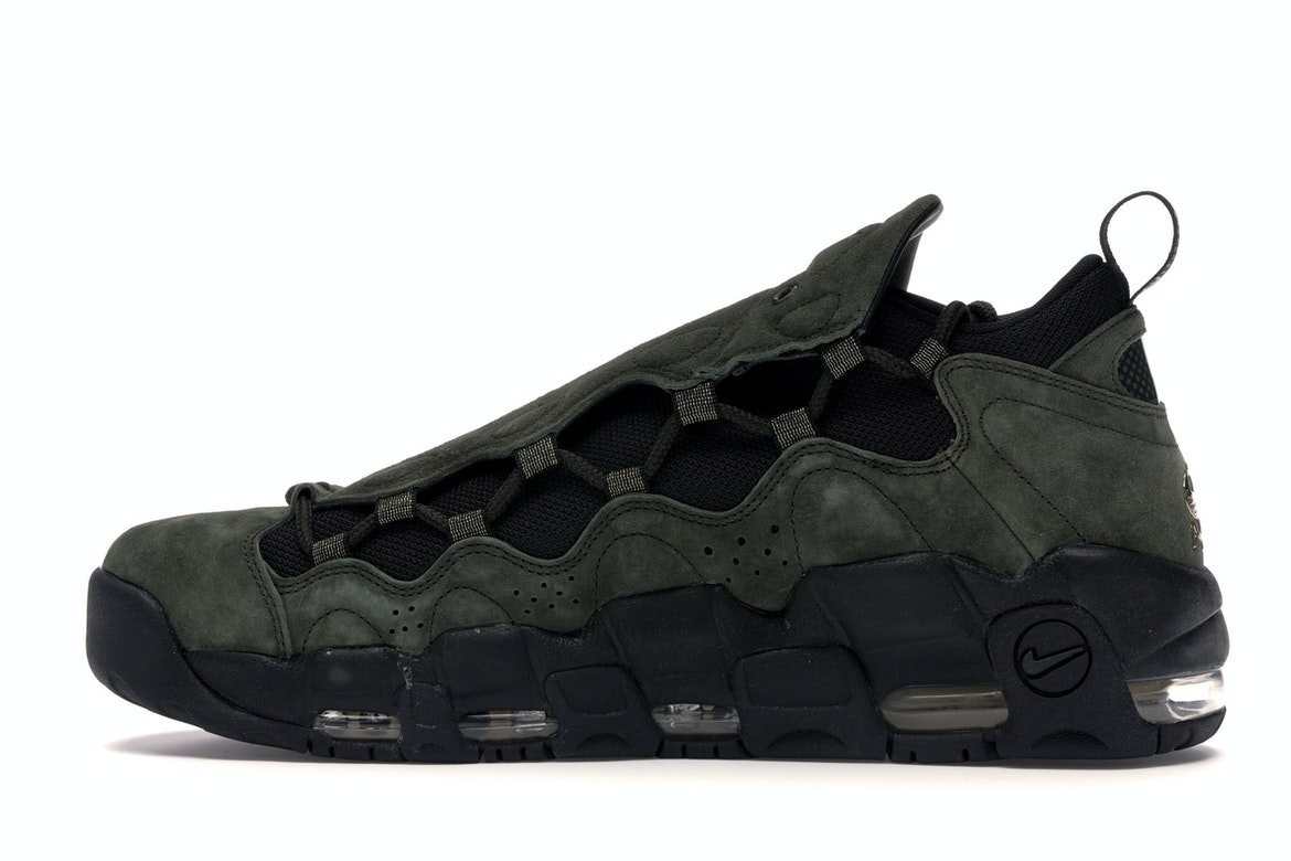 Nike Air More Money Currency Pack (USA