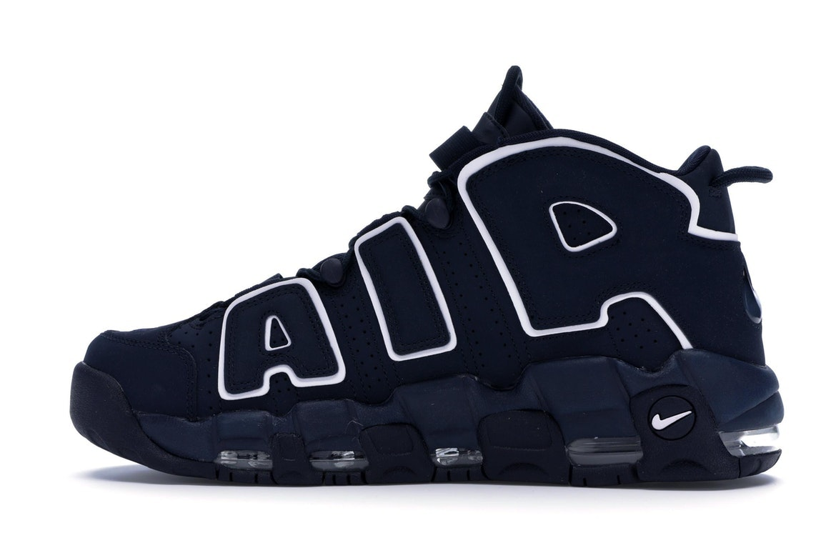 Nike Air More Uptempo Obsidian - 921948-400