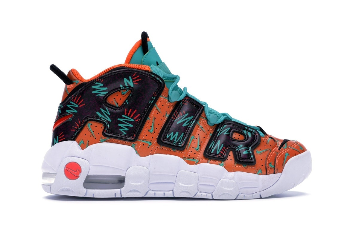 Nike Air More Uptempo What The 90s (GS