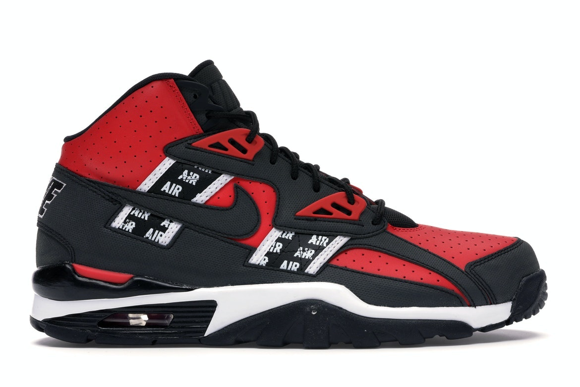 Nike Air Trainer SC High SOA Speed Red