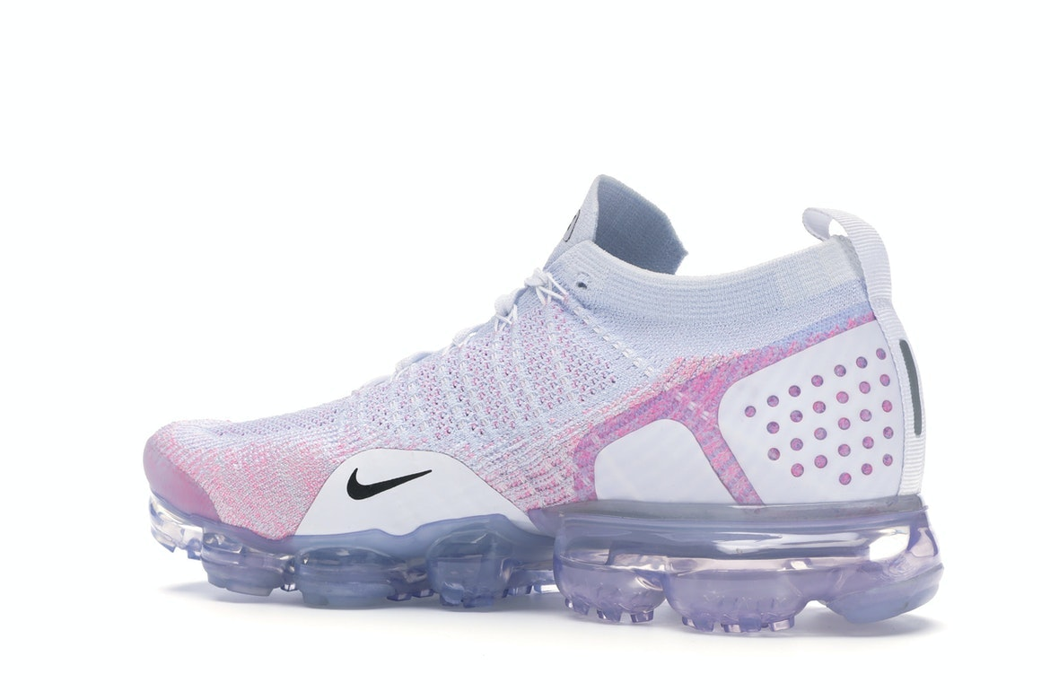 blue and pink vapormax