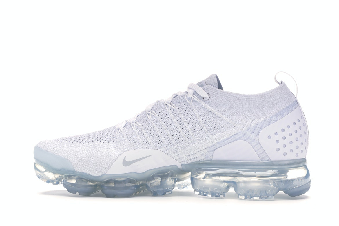 Nike Air VaporMax Flyknit 2 White Pure