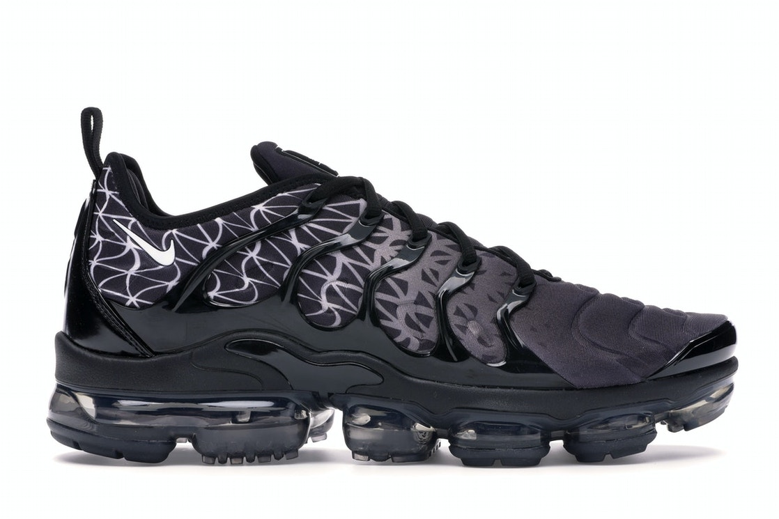 Ortografía A merced de Pizza  Nike Air VaporMax Plus Geometric Black White - 924453-017