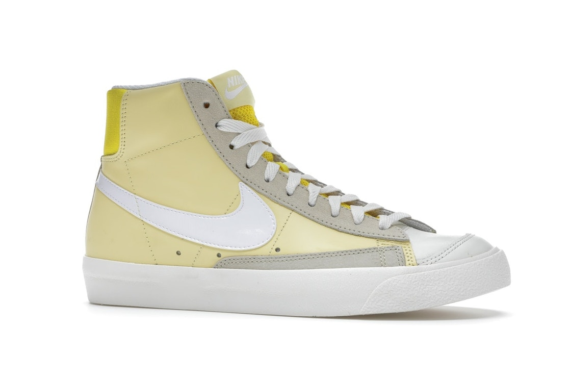 infancia Influencia electrodo  Nike Blazer Mid 77 Bicycle Yellow (W) - CZ0363-700
