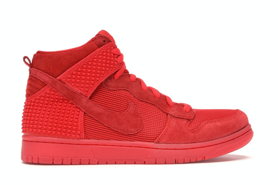 Nike Dunk High Red October - 705433-601