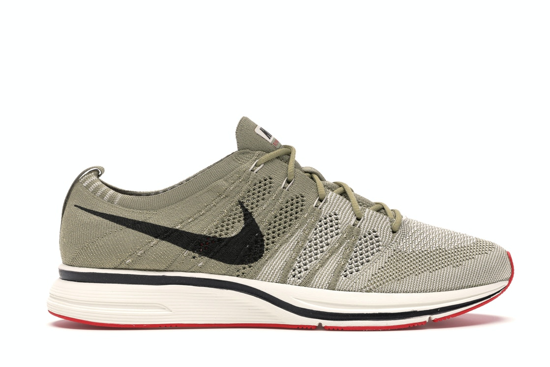 shake mosaico cucire  Nike Flyknit Trainer Neutral Olive - AH8396-201