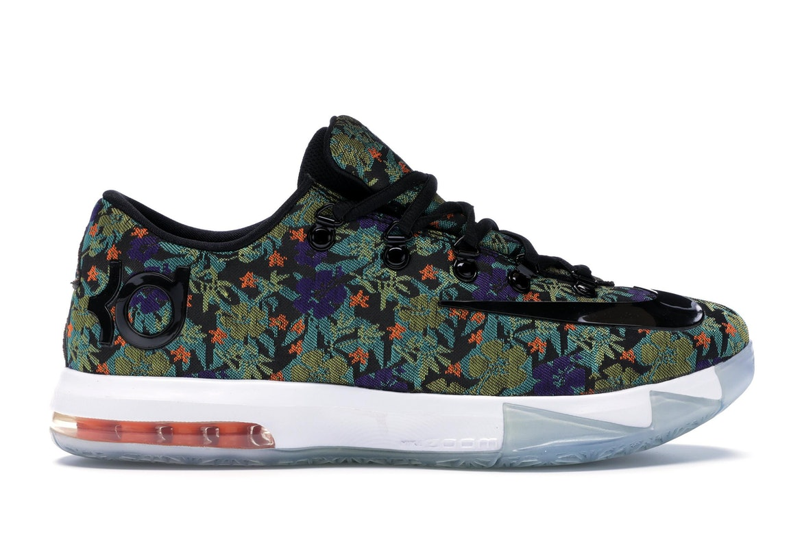 Nike KD 6 EXT Floral - 652120-900