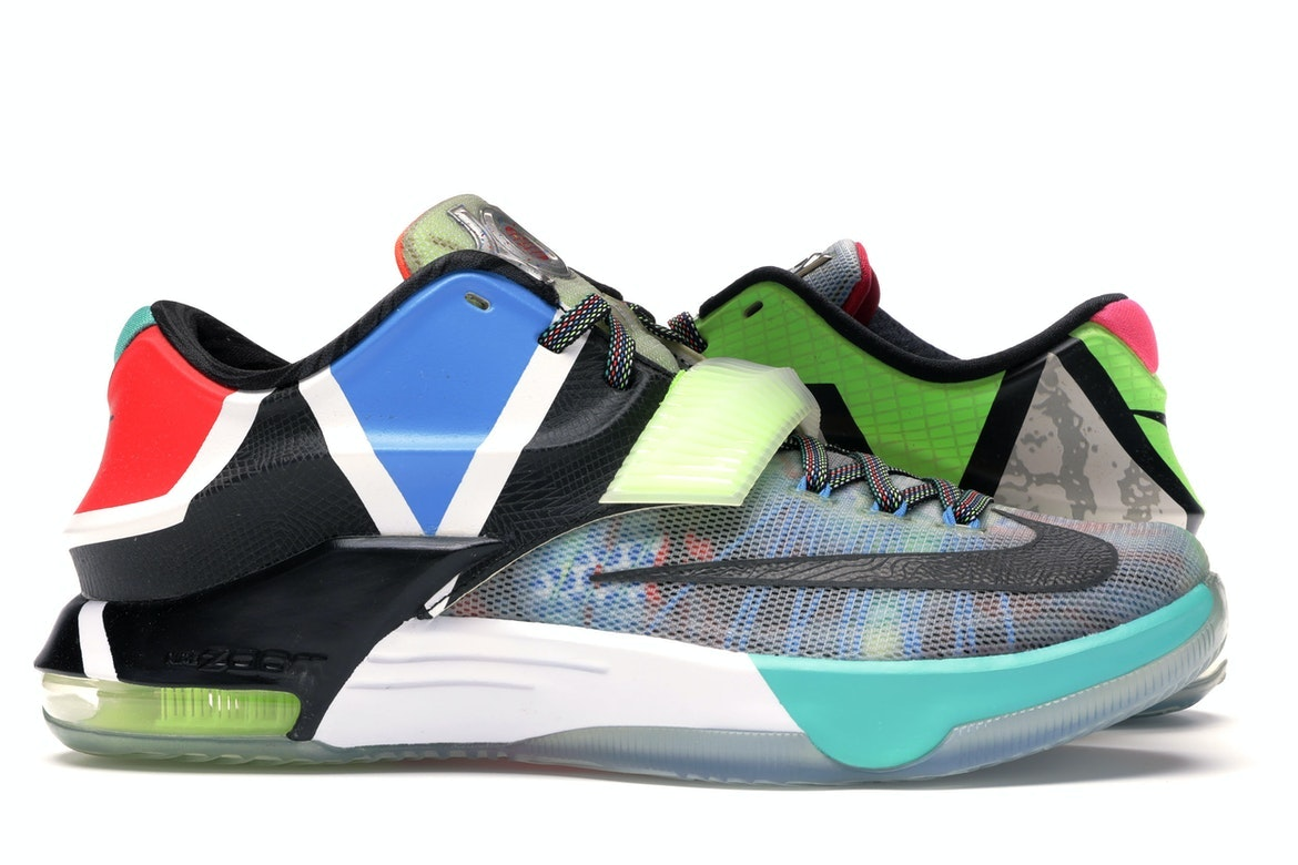 Nike KD 7 What the KD - 801778-944