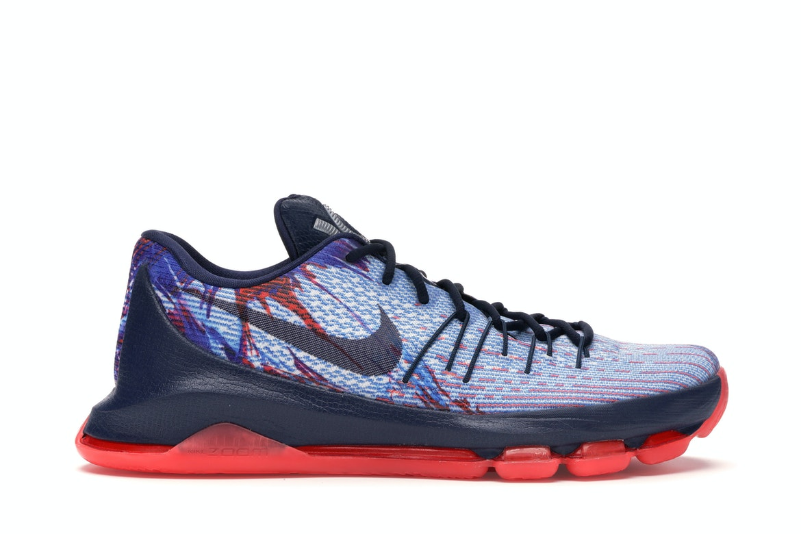 Nike KD 8 Independence Day - 749375-446