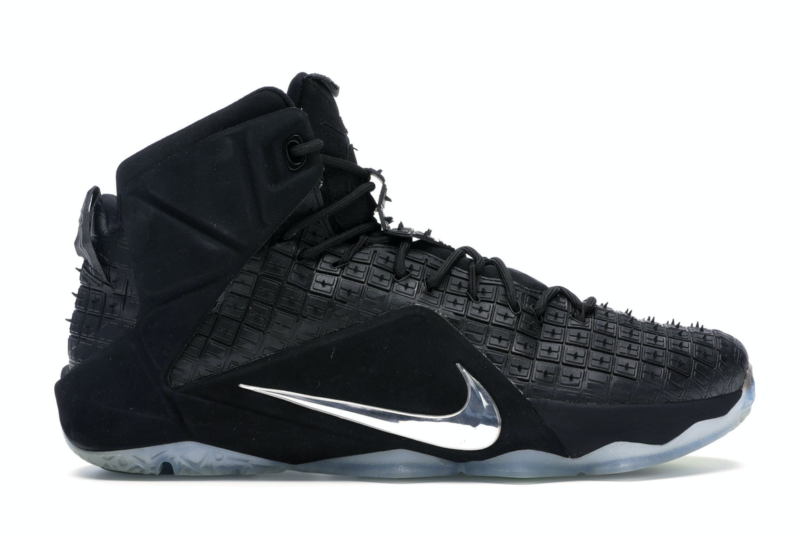 Nike LeBron 12 EXT Rubber City - 744286-001