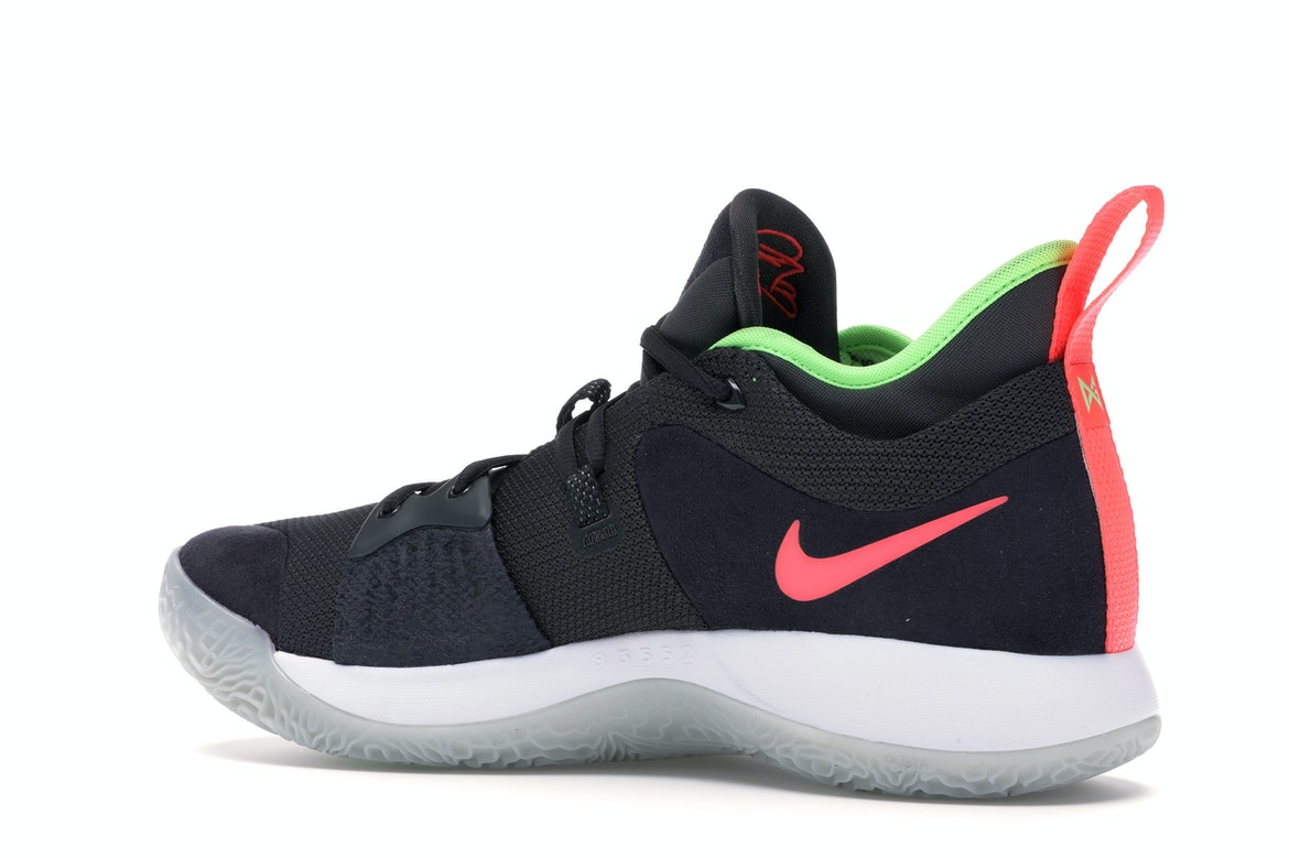Nike PG 2 Anthracite Hot Punch - AJ2039-005