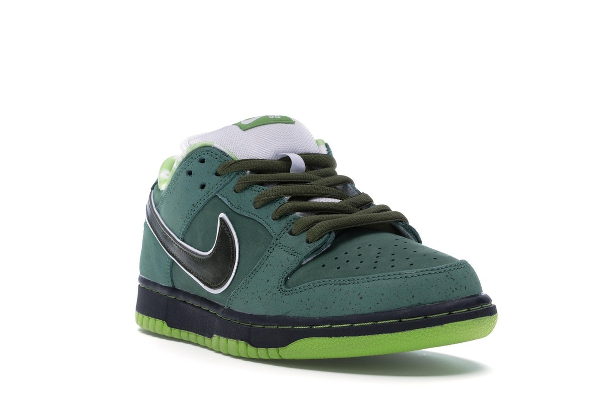 Nike SB Dunk Low Concepts Green Lobster