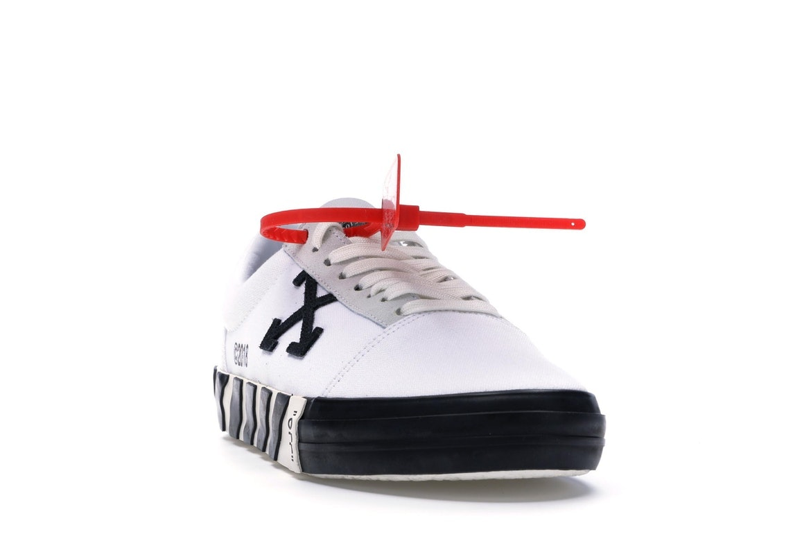OFF-WHITE Vulc Low White (Updated