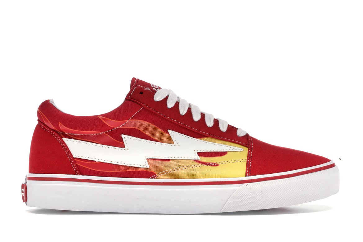Revenge X Storm Low Top Red (with