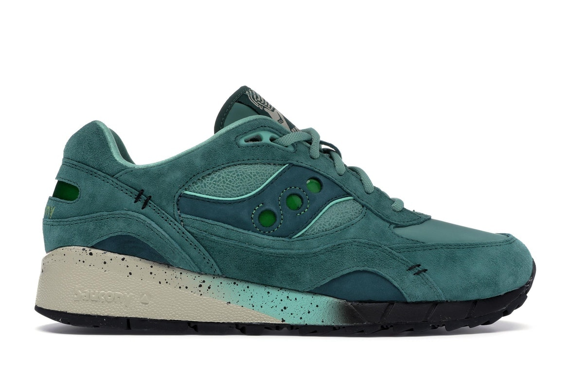 Saucony Shadow 6000 Feature Living
