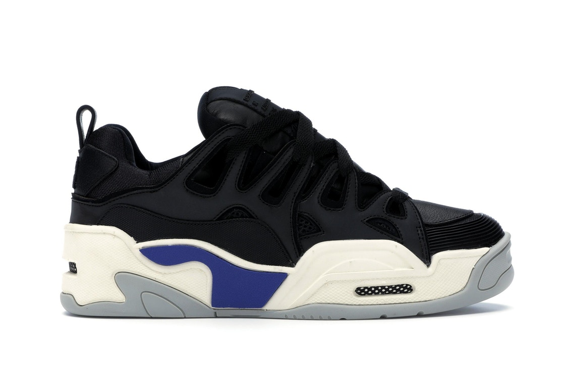irregolare posteriore modulo  Under Armour ASAP Rocky SRLo Black Blue - 3021559-003