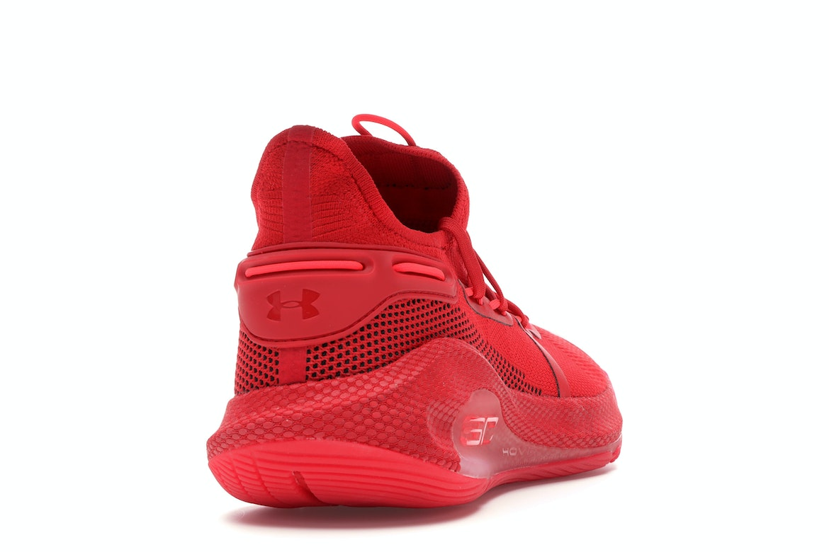 Under Armour Curry 6 Red - 3020612-603