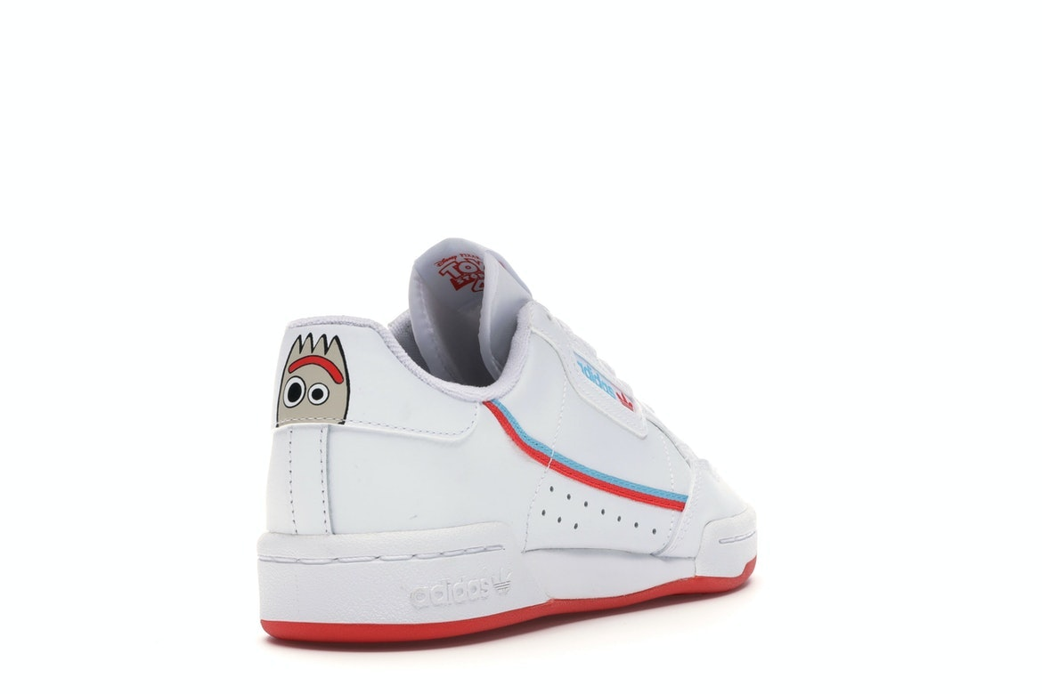 adidas Continental 80 Toy Story 4 Forky