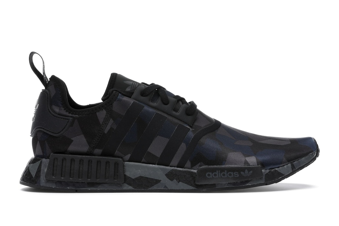 adidas nmd r1 core black grey six