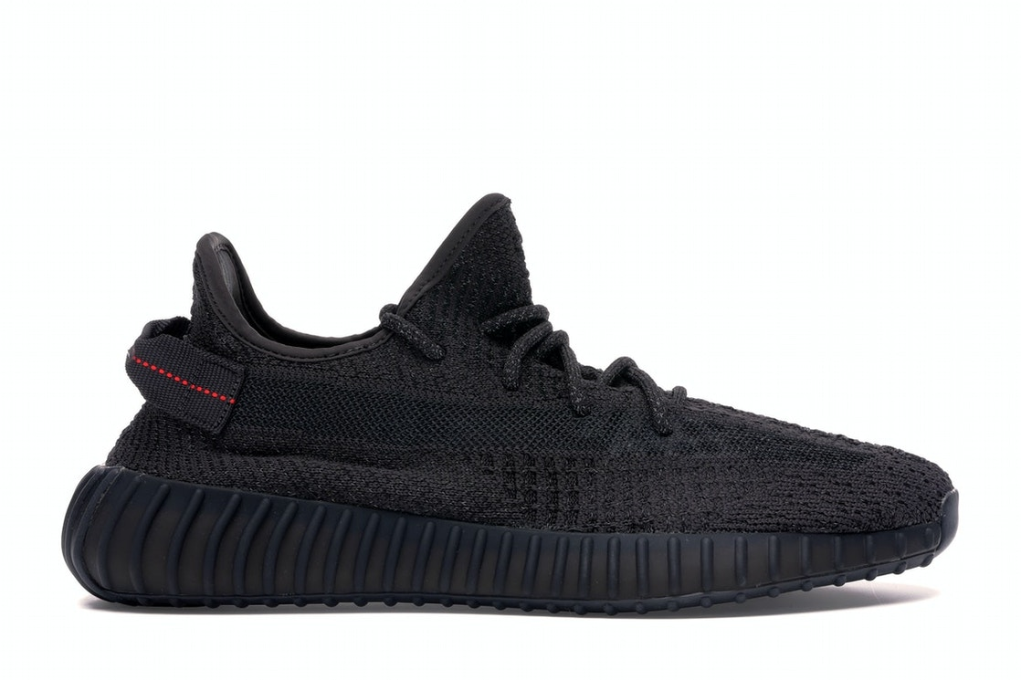 menor Tengo una clase de ingles Flexible  adidas Yeezy Boost 350 V2 Static Black (Reflective) - FU9007