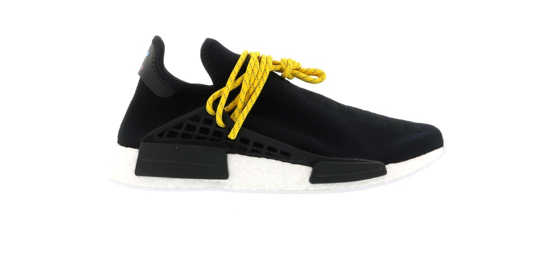 Adidas Nmd Hu Pharrell Human Species Black Bb3068