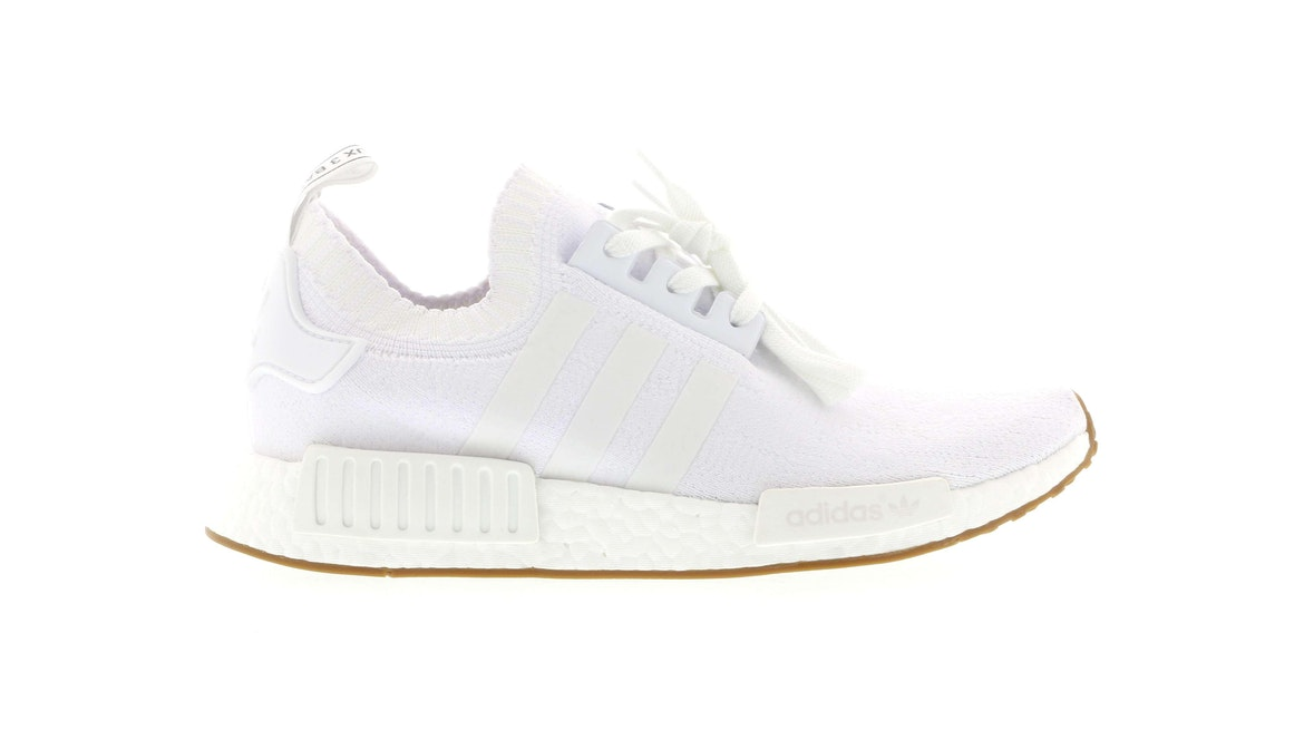 adidas NMD R1 Gum Pack White - BY1888