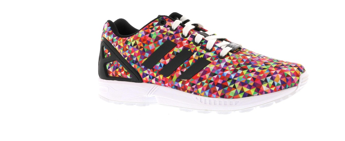 surplus orientale Carota  adidas ZX Flux Multi-Color Prism - M19845