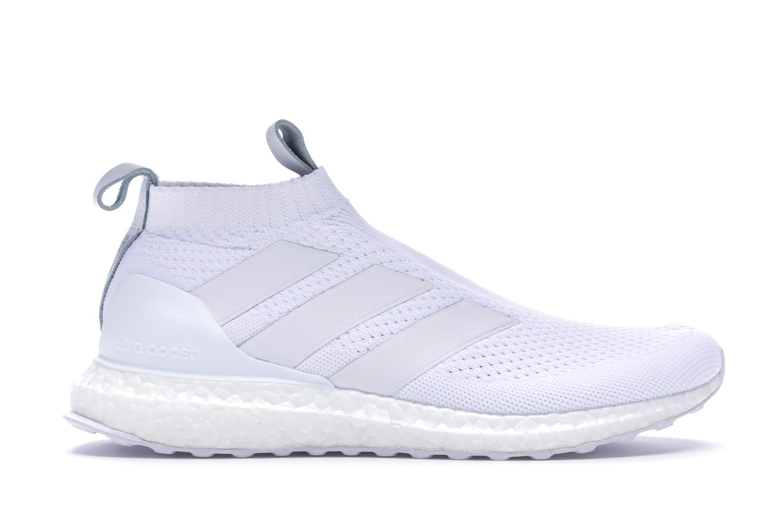 the latest 3d876 690ff adidas ACE 16+ Ultra Boost Triple White