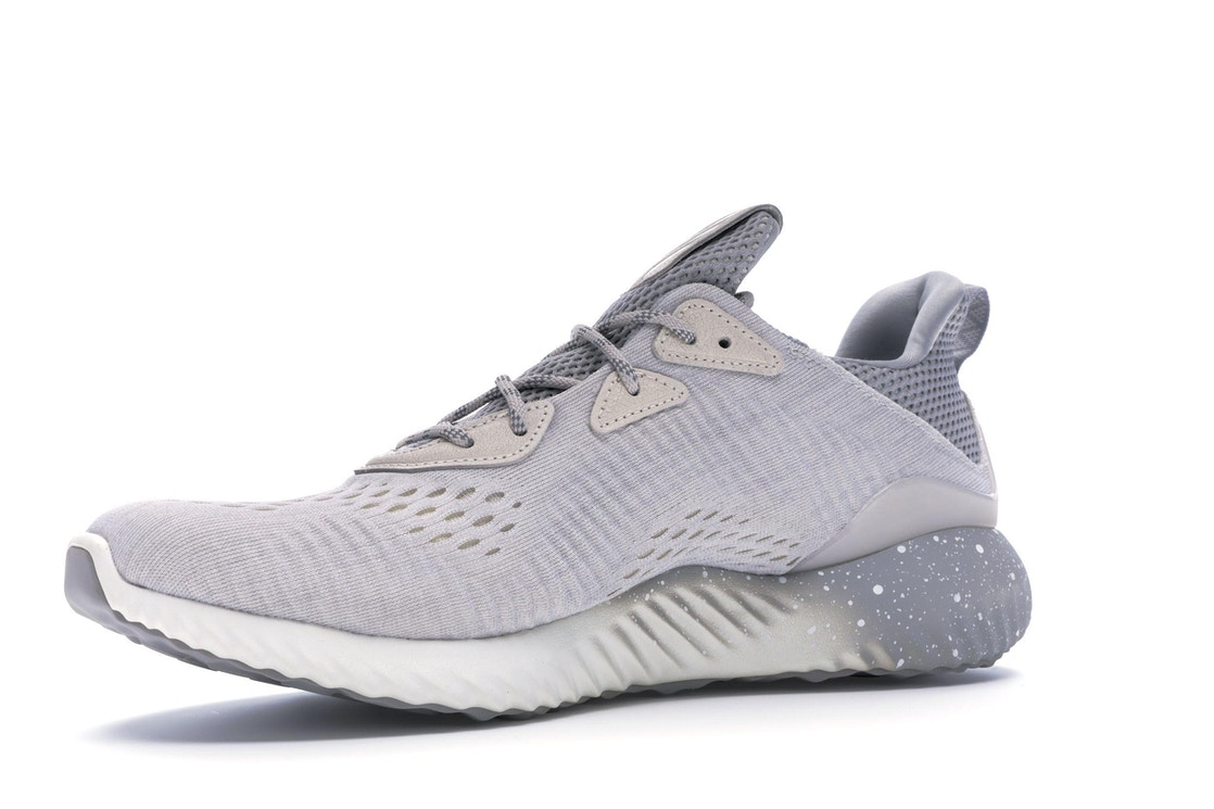 the latest c3d54 95577 adidas Alphabounce Reigning Champ Core White - CG5328