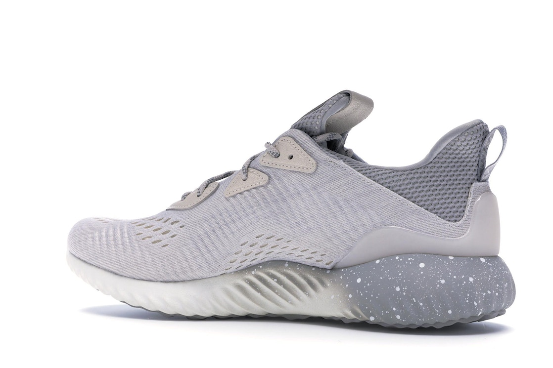 the latest 232f4 14883 adidas Alphabounce Reigning Champ Core White - CG5328