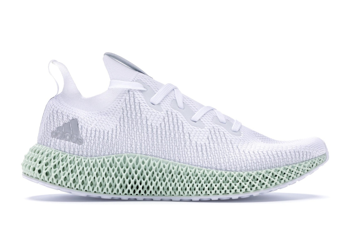 innovative design 6382b e9dfd adidas Alphaedge 4D White
