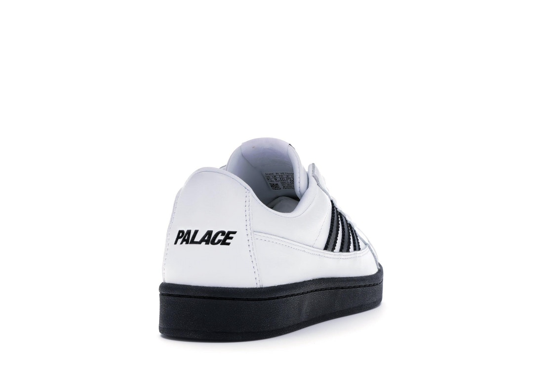 0bc17a28 adidas Camton Trainer Palace White - Sneakers