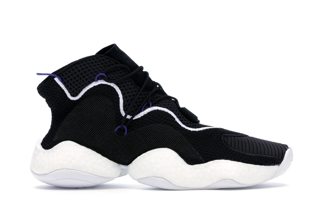 best loved bce55 f0dcc Sell. or Ask. Size 9. View All Bids. adidas Crazy BYW LVL 1 Black White