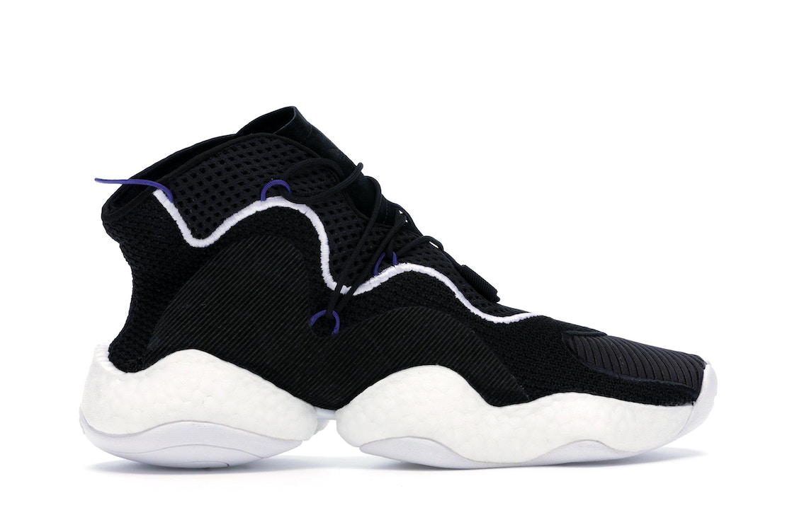 newest collection 1e0fe 00c0d adidas Crazy BYW LVL 1 Black White - CQ0991