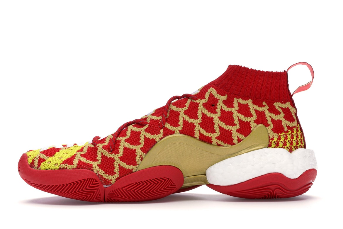 SALE adidas x Pharrell PW Crazy BYW CNY Chinese New Year EE8688 Size 5-12 NEW