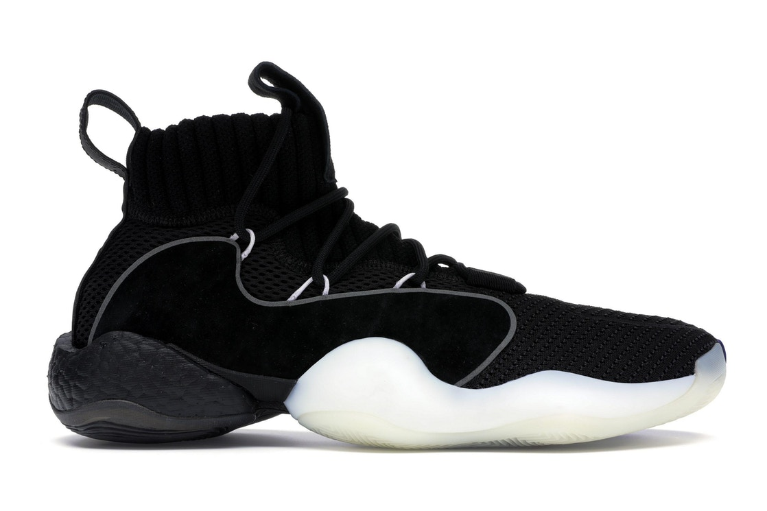 huge selection of b4cc2 6ce54 adidas Crazy BYW X Black White