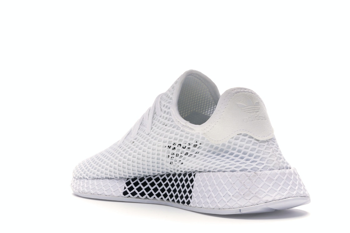 the latest 38638 75527 adidas Deerupt Triple White - CQ2625