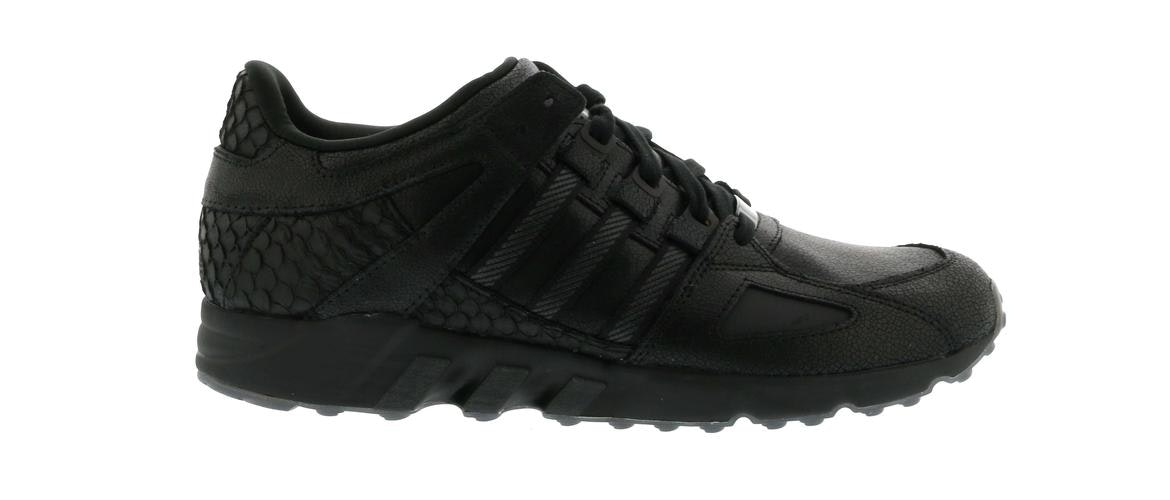 adidas eqt support 93/17 core black/core black Packer Shoes