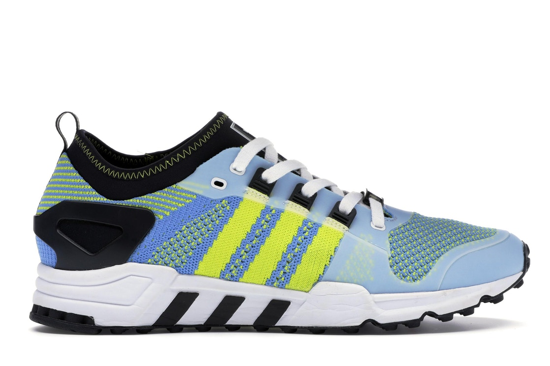 huge selection of 606b6 16f21 adidas EQT Running Support Flurro Yellow