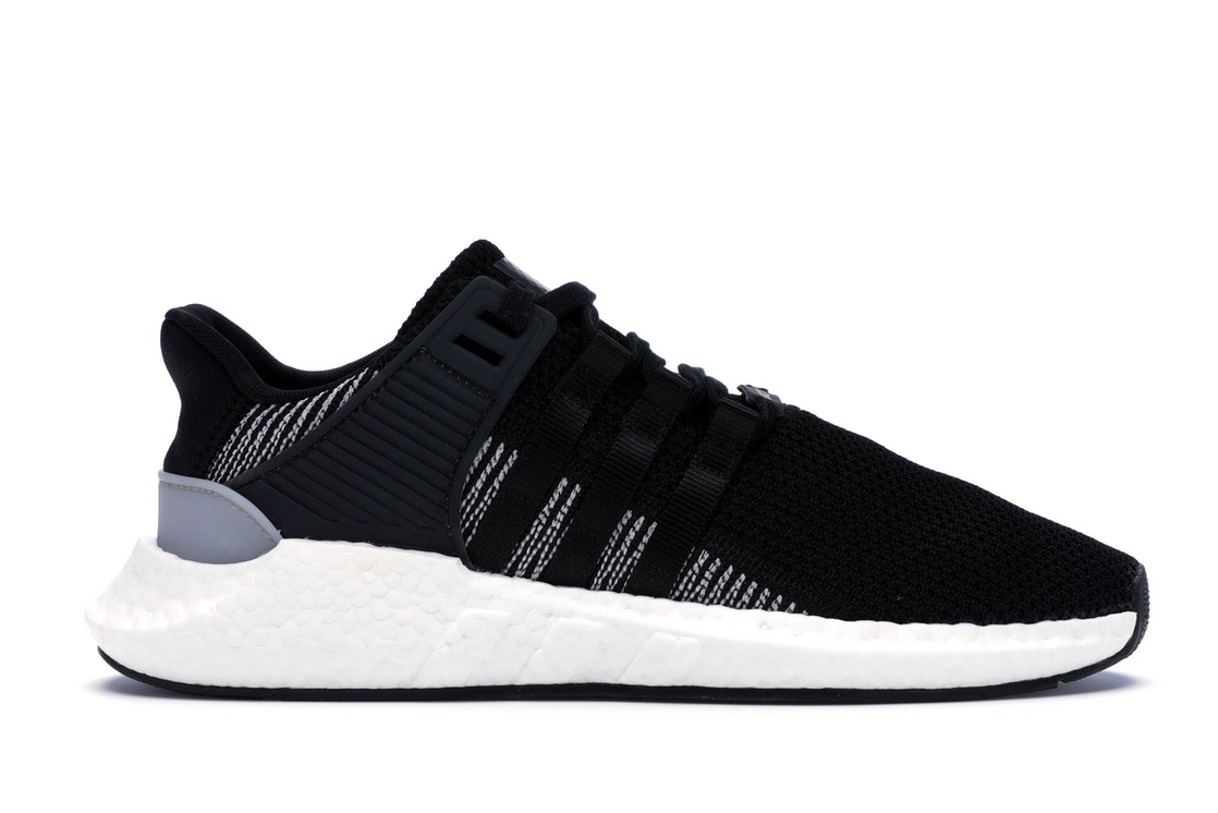 promo code e2d27 a50bc adidas EQT Support 9317 Black White - BY9509