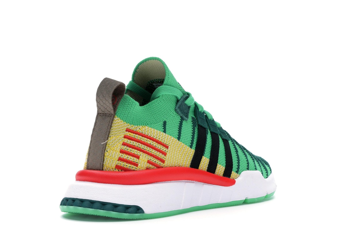 adidas EQT Support Mid ADV Primeknit Dragon Ball Z Shenron - D97056 df5ee471d