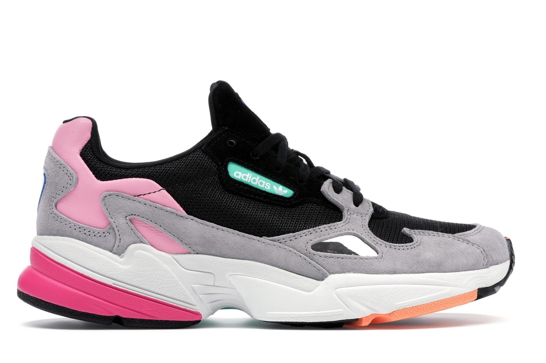 pretty nice 930ad 7ef95 Sell. or Ask. Size 7W. View All Bids. adidas Falcon Core Black Light  Granite ...