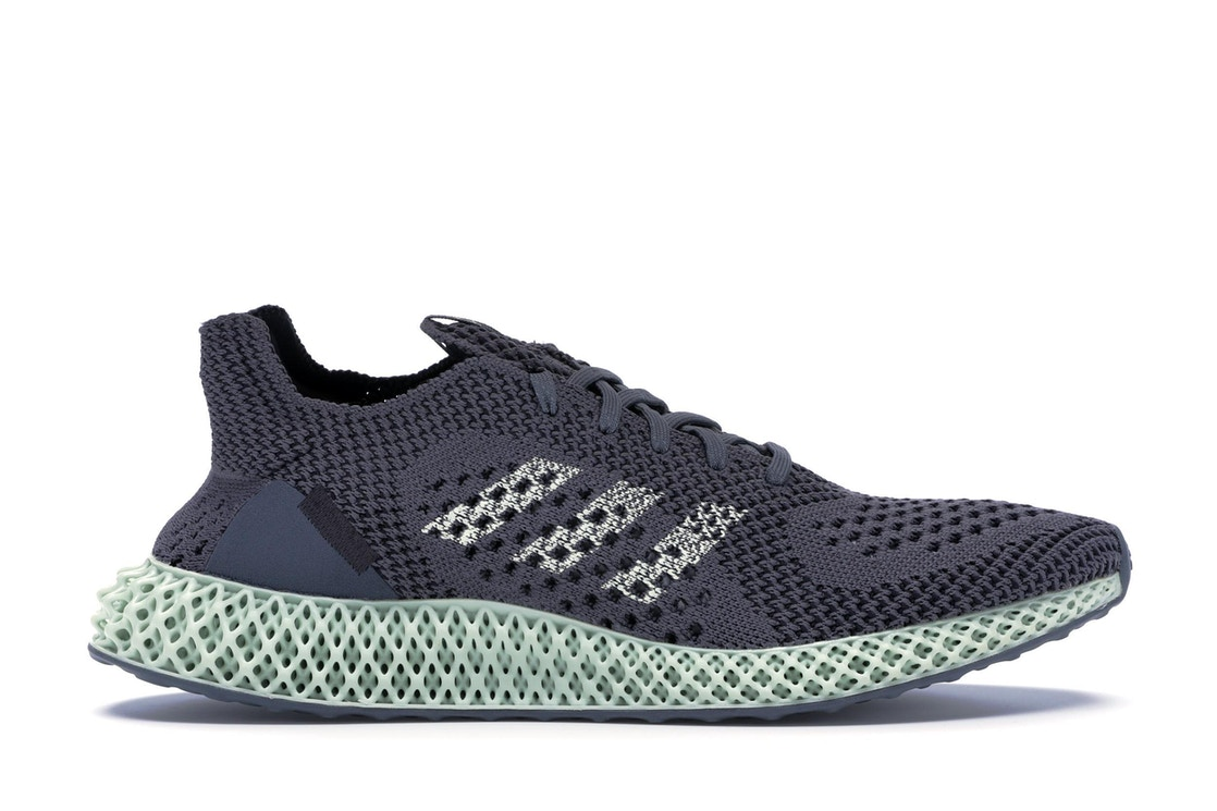 brand new 450a0 48388 adidas Futurecraft 4D Onix Aero Green