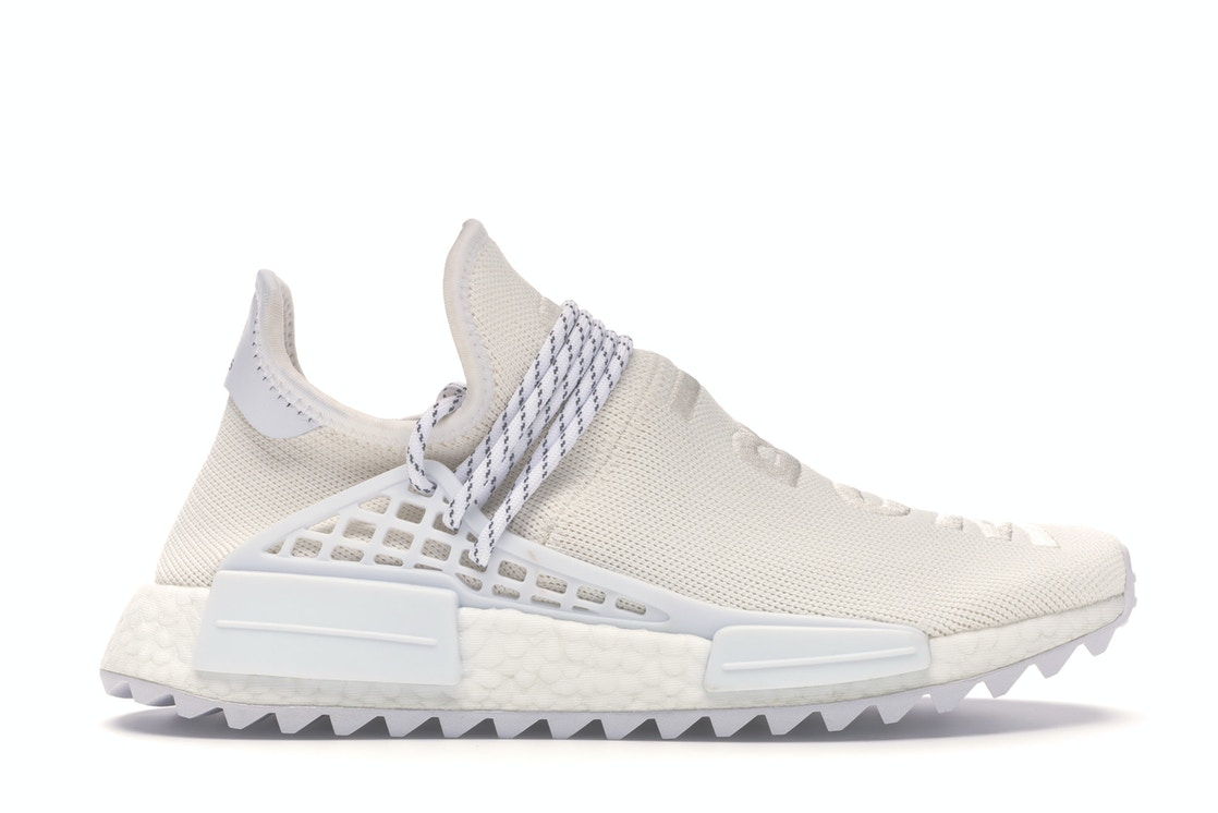 purchase cheap 0de2d eec93 adidas Human Race NMD Pharrell Blank Canvas
