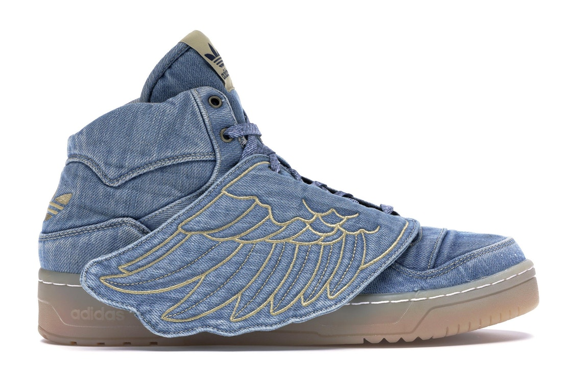 timeless design af70a b4aed Sell. or Ask. Size  11.5. View All Bids. adidas JS Wings Jeremy Scott Denim