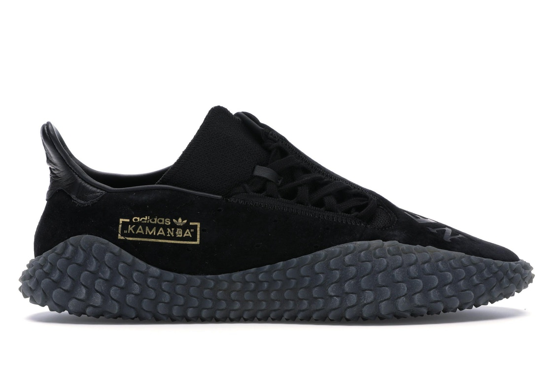 hot sale online c18e5 08382 adidas Kamanda Neighborhood Black